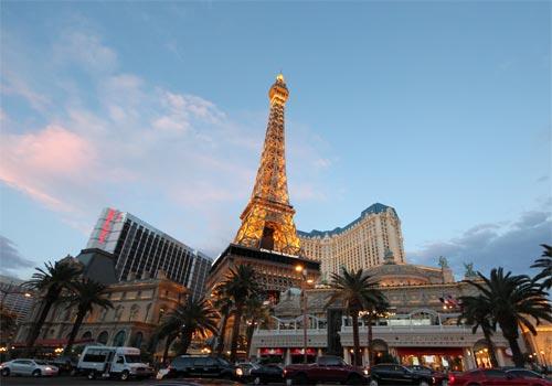 Resor till Las Vegas
