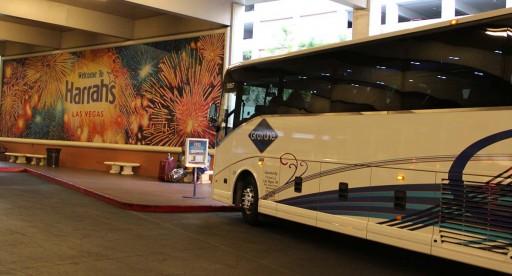 Buss till Grand Canyon från Las Vegas