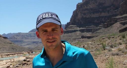Nere i botten på Grand Canyon