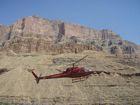 Helikopter till Grand Canyon från Las Vegas