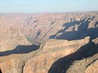 Utsiktsbild från Helikopter i Grand Canyon