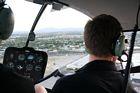 Helikoptertur på Las Vegas resan över Strippen