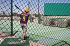 Testar baseball i Las Vegas