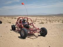 Dune/Beach  buggy tur i ökensand Las Vegas