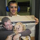 Las Vegas Gun Store skottavla med gisslan