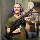 Las Vegas Gun Store, vi testar maskingevär!