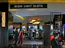 Las Vegas High limit slots