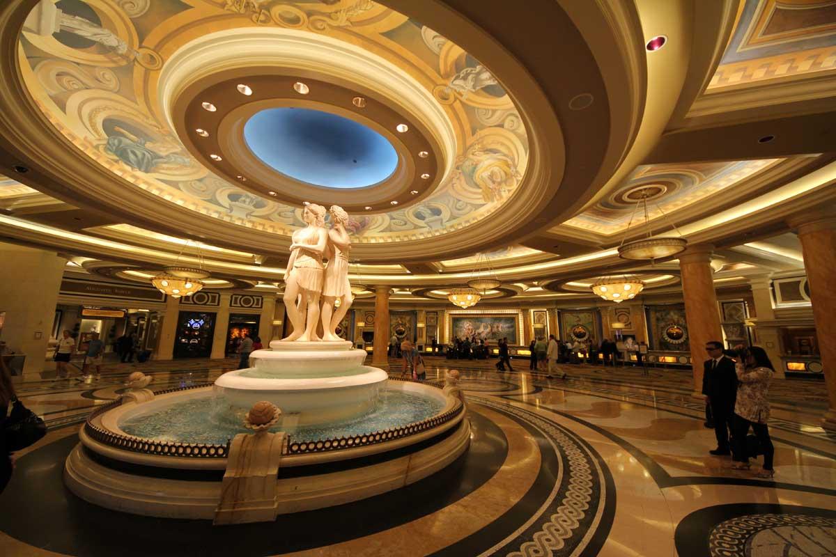 Caesar S Palace Hotell I Las Vegas
