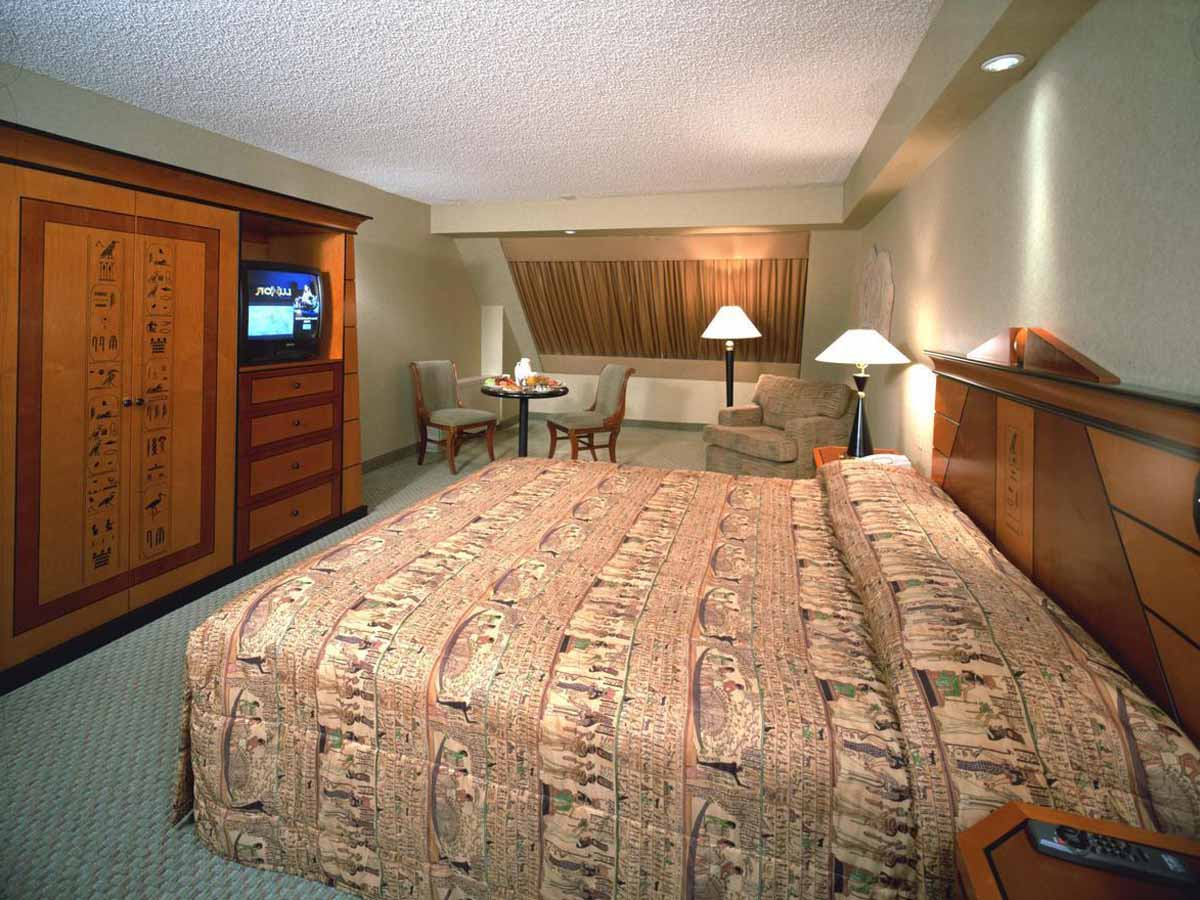 Luxor Hotell I Las Vegas