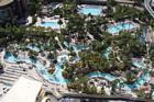 MGM Grads poolområde Lazy River i Las Vegas