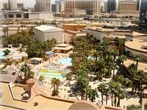 Rios hotellpool i Las Vegas