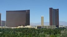 Hotellet Wynn och Encores torn i Las Vegas