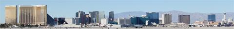 Las Vegas resor till the strip