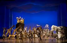 Las Vegas show - The Lion King på Mandalay Bay