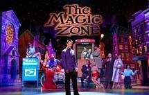 Las Vegas show - Lance Burton gick på Monte Carlo förr.