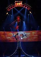 Las Vegas show - LOVE på Mirage