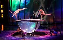 Las Vegas show - Zumanity på New York - New York
