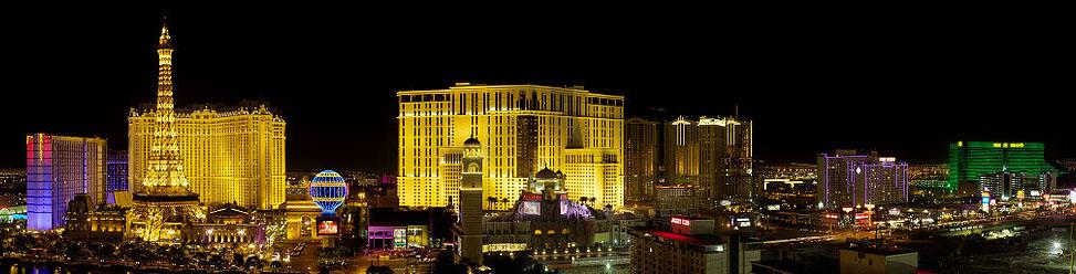 The Strip, också kallad strippen i Las Vegas