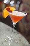 Martinidrink på din Las Vegas resa.